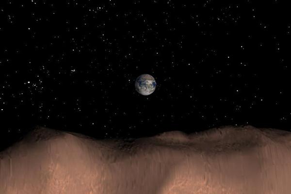 namn på andra planeternas månar