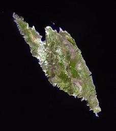Satellit fotograferade obamas folkfest