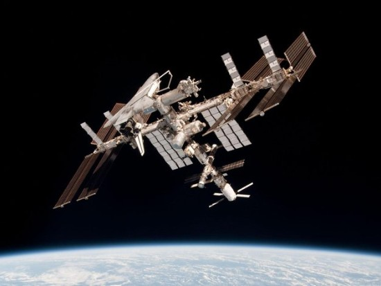 The_International_Space_Station_with_ATV-2_and_Endeavour_large