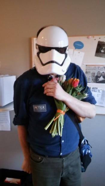 2016-02-24 (2)Svedala bibliotek. Star Warsklubb o föreläsning av PH 2