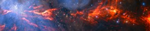 ALMA Reveals Inner Web of Stellar Nursery