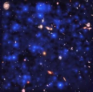 A Universe Aglow