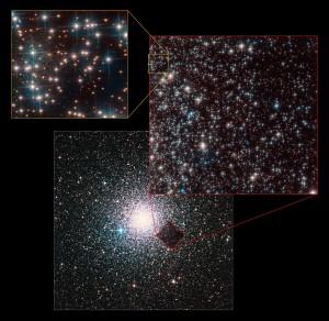 Bedin 1 in NGC 6752