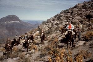 June 1963 - summit meeting on Cerro Morado