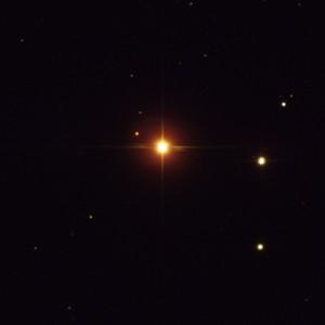 Star HD 102956 in Ursa Major (SDSS)