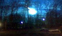 Meteoriten 17 jan 2009